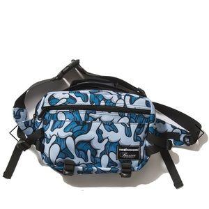 The Hundreds X Baxter of California waistpack